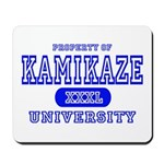 Kamikaze University Mousepad