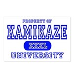 Kamikaze University Postcards (Package of 8)