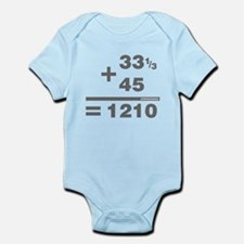 DJ Maths Infant Bodysuit