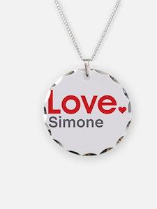 Love Simone Necklace