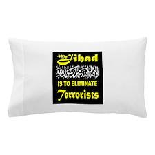 MY JIHAD Pillow Case