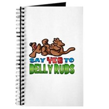 Belly Rub Journal