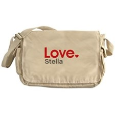 Love Stella Messenger Bag