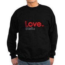 Love Stella Sweatshirt