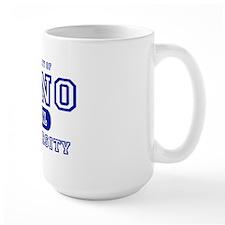 Vino University Mug