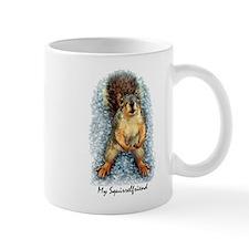Cute Rocky flying squirrel Mug