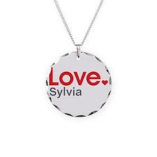 Love Sylvia Necklace
