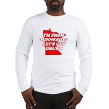 MINNESOTA, MINNESOTA SHIRT, F Long Sleeve T-Shirt