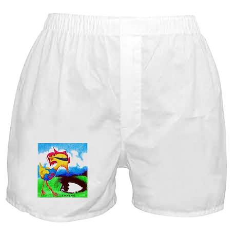 Super Bird Boxer Shorts