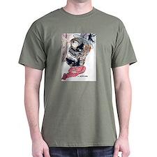 Sleeping Monster T-Shirt