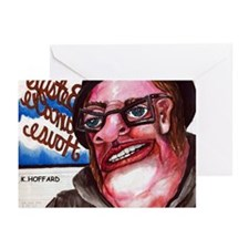 Sherrif of New Orleans Greeting Cards (Package of