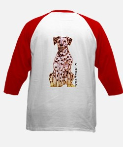 Dalmation Kids Baseball Jersey