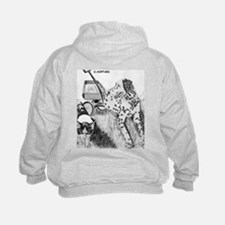 Dalmation and Kitten Sweatshirt