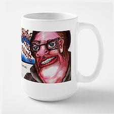 Sherrif of New Orleans Large Mug