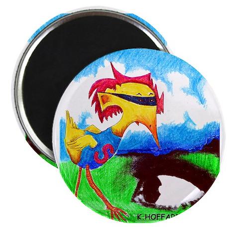 """Super Bird 2.25"""" Magnet (100 pack)"""