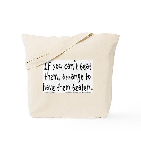 Beat Them... Tote Bag