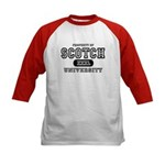 Scotch University Kids Baseball Jersey