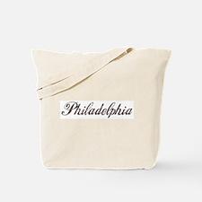 Vintage Philadelphia Tote Bag