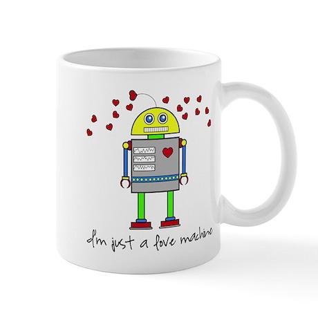 im just a machine