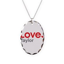 Love Taylor Necklace