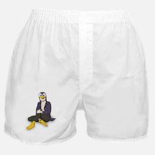 Kuro Tukusu - Black Tux Boxer Shorts