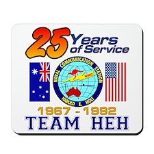Team HEH Design 2 Mousepad