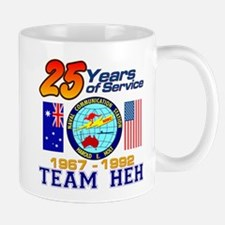 Team HEH Design 2 Mug