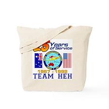 Team HEH Design 2 Tote Bag