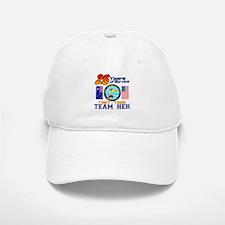 Team HEH Design 2 Baseball Baseball Cap