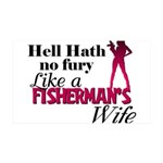 fishermanswife.png 35x21 Wall Decal