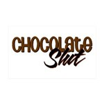 chocolate.png 35x21 Wall Decal