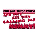 callingmmomy.png 35x21 Wall Decal