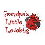 grandpalovebug.png 35x21 Wall Decal