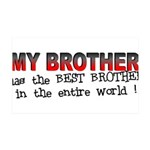 brotherbestbrother2.png 35x21 Wall Decal