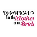 Mother of the Bride 35x21 Wall Decal