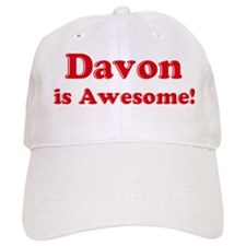 Davon is Awesome Baseball Cap