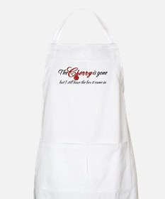 The Cherry is Gone Apron