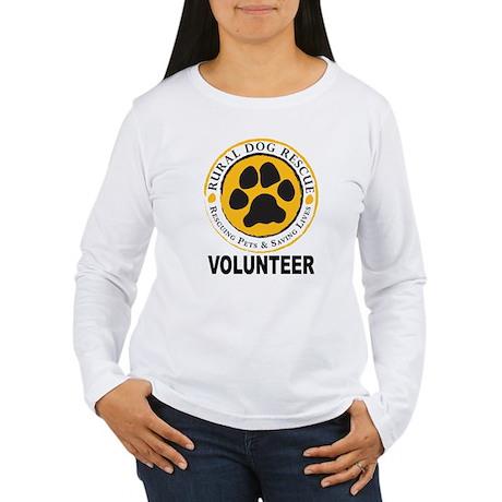 Volunteer Logo Long Sleeve T-Shirt