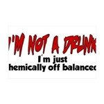 chemically off balanced2.png 35x21 Wall Decal