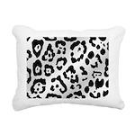 Animal Print Rectangular Canvas Pillow