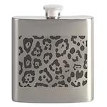 Animal Print Flask