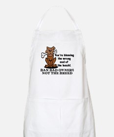 Ban Bad Owners Apron
