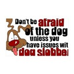 SLOBBER2.png 35x21 Wall Decal