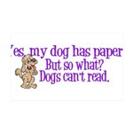 dogsread.png 35x21 Wall Decal