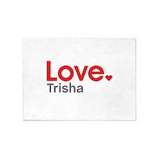 Love Trisha 5'x7'Area Rug