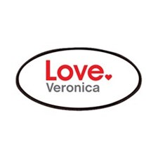 Love Veronica Patches