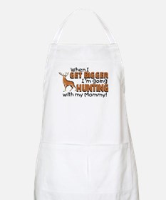 Hunting With Mommy Apron