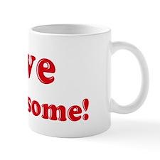 Dave is Awesome Coffee Mug