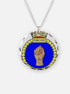 HMS Puncher Necklace