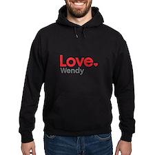 Love Wendy Hoody